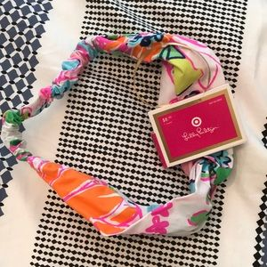 Lilly Pulitzer for Target headband NWT